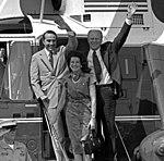 President Ford, Senator Robert Dole and Mrs. Elizabeth Dole - NARA - 7027917 (cropped).jpg