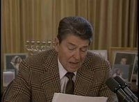 File:President Reagan's Radio Address to the Nation on Tax Reform and Nicaragua on December 14, 1985.webm