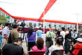 Presidente del Congreso Inauguró Campeonato Interbarrios 2012 (6911474103).jpg