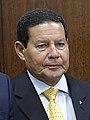 Presidentes do legislativo e do executivo em 2018 (cropped) Mourão.jpg