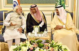India–Saudi Arabia relations - Wikipedia