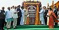 Prime Minister Narendra Modi lays foundation stone of Amaravati.jpg