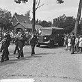 Prinselijke pantserauto in museum, aankomst van pantserauto in Overloon, Bestanddeelnr 914-2385.jpg