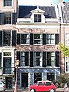 prinsengracht 853 across