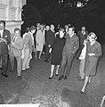 Prinses Beatrix en Claus bezoeken Hitzacker, de hele familie van Amsberg bijeen , Bestanddeelnr 918-2539.jpg