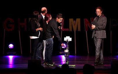 Prix ars electronica 2012 27 NMS-Telfs - Balancing Robot WMAT.jpg