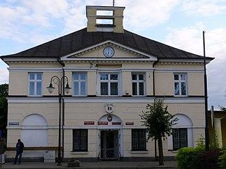 Przedecz - Przedecz town hall