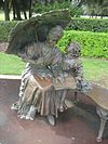 Public art - Mary Durack storyteller, Burswood, Perth.jpg