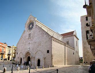 Ruvo di Puglia - The cathedral