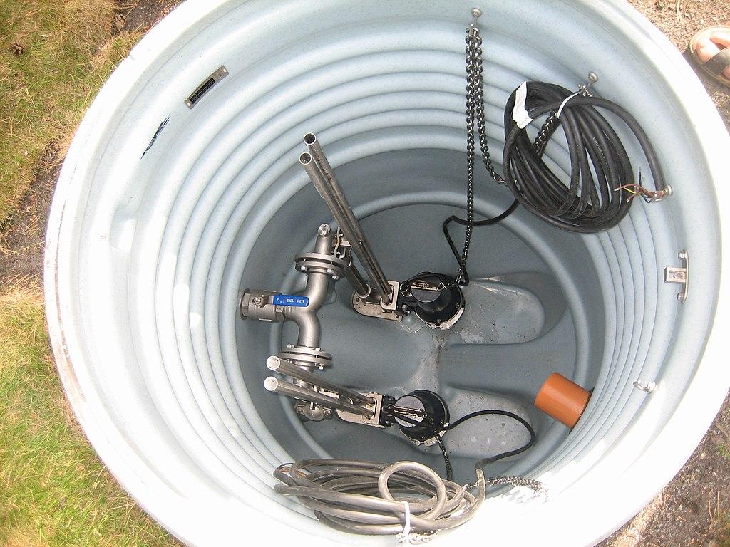 Pump sump (3190648767)