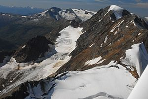 Purcell Mountains - Image: Purcellmountainrange