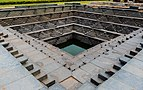 Pushkarani step wells at Hampi.jpg