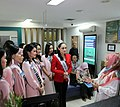 Puteri Indonesia 2020 Delegates During Pageant Quarantine Day in National Agency of Drug and Food Control of The Republic of Indonesia (4).jpg
