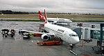 Qantas Airways - Boeing 737 airplane (24 August 2006) (Adelaide Airport, South Australia) 1 (24461663167).jpg