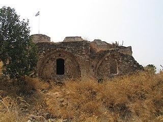 Qaqun Place in Tulkarm, Mandatory Palestine