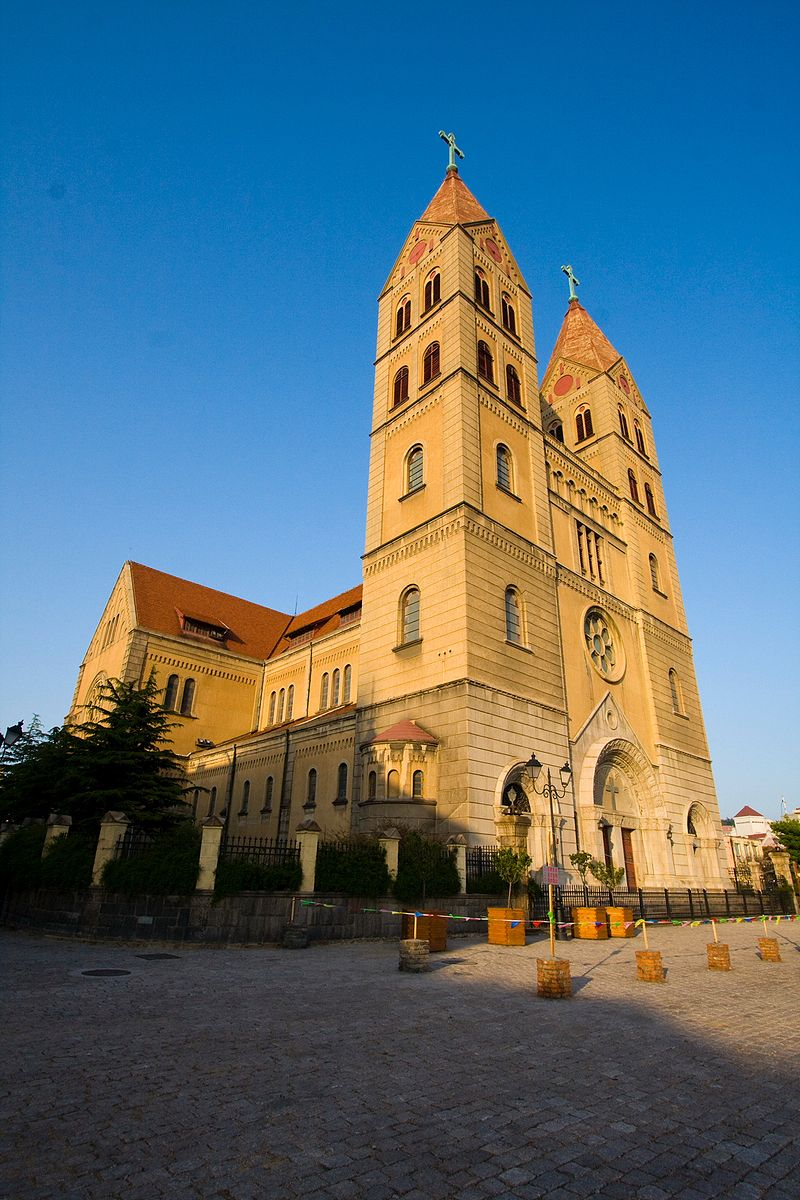 Qingdao - Church.jpg