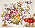 Queen Alexandra (1844-1925), when Princess of Wales - Album of designs painted by Alexandra, Princess of Wales, incorporating photographs, 1866-1869 - Google Art Project.jpg