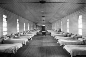 Dunwich Benevolent Asylum - Dormitory, 1937