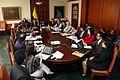 Quito, Viceministra de Movilidad Humana se reunió con la comisión Ecuador - México (12992821255).jpg