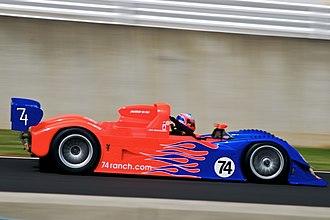 Riley & Scott Mk III - Robinson Racing's Mk III C-Judd