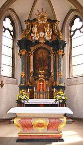 St. Nikolaus (Rüt...