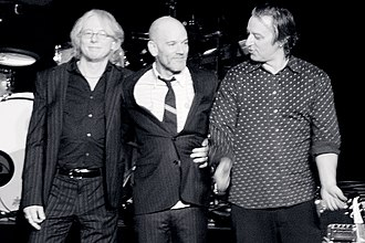 Music of Georgia (U.S. state) - Rock and Roll Hall of Fame inductees R.E.M.