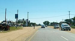 R517 in Vaalwater,