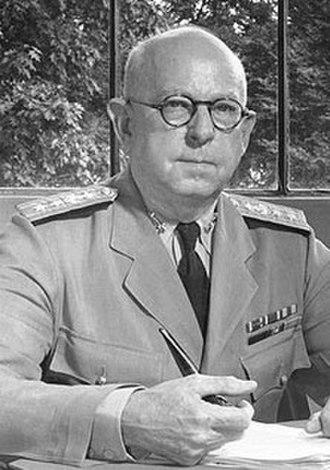 Harold G. Bowen Sr. - Rear Admiral Harold Gardiner Bowen, during World War II