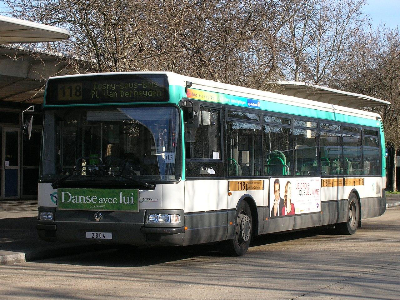 Bus Coeur De Ville Soissons