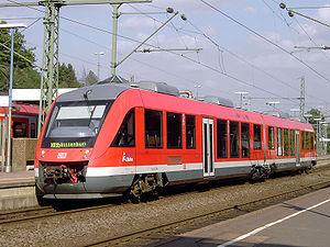 DBAG Class 648 - Image: RB95 Au Sieg