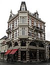 foto van Winkel annex hotel met de naam Mariahoek
