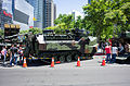 ROCMC AAV-7A1 Display at Section 2, Xianmin Blvd Right Rear View 20140906.jpg