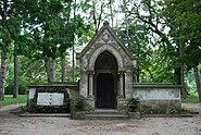 RO IF Mogosoaia Palace Bibescu family tomb