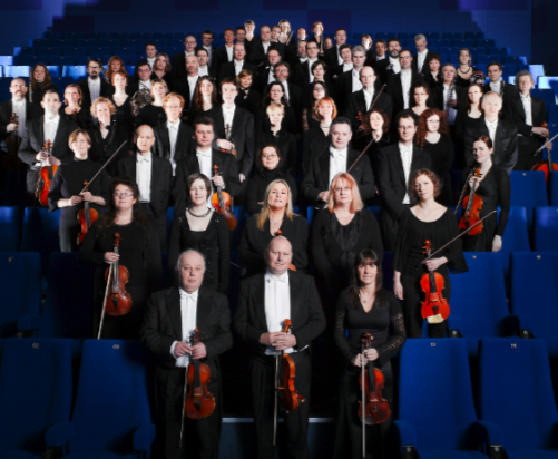 RTÉ National Symphony Orchestra Image