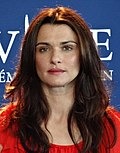 Photo of Rachel Weisz in 2012.