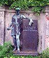 Radebeul Friedhof Ost Grab Barth.JPG