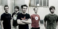 Bandfoto von 2010
