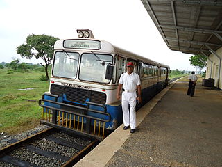 Batticaloa line