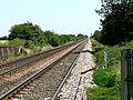 Railway Line to Selby from Hull - geograph.org.uk - 196730.jpg