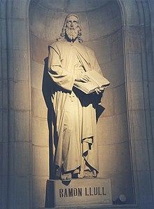 Resultado de imagen de Ramon Llull
