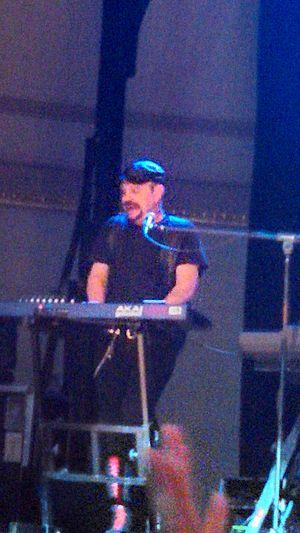 Randy Gane - Randy Gane performing on stage