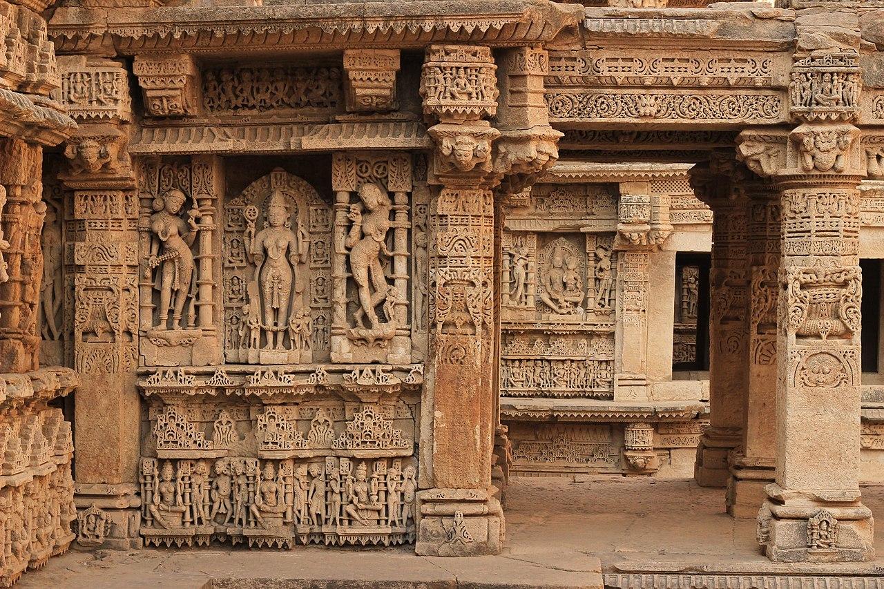 Rani ki vav - Patan - Gujarat - DSC009.jpg