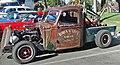 Rat Rod Tow Truck, Vet Car Show, CA 10-14 (In Explore) (15460938715).jpg