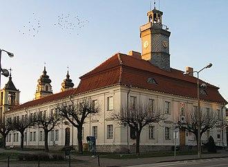 Mława - Mława ratusz