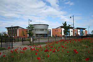 Ravenswood, Ipswich - Ravenswood Community Primary School.