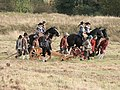 Re-enactment - The Siege of Bolingbroke Castle - geograph.org.uk - 1779986.jpg