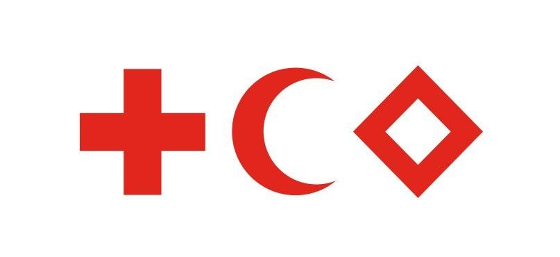 Red Cross emblems
