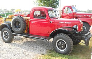 English: Dodge Power Wagon