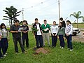 Reforestation with Petrópolis Group by James Martins Pereira ^ high school students - panoramio.jpg