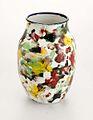 Regina enamelware vase museum number BCMTL 2001-009-001-2.JPG